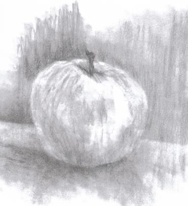 Apple graphite 2