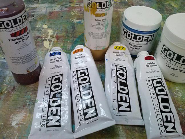paintsformarchblog